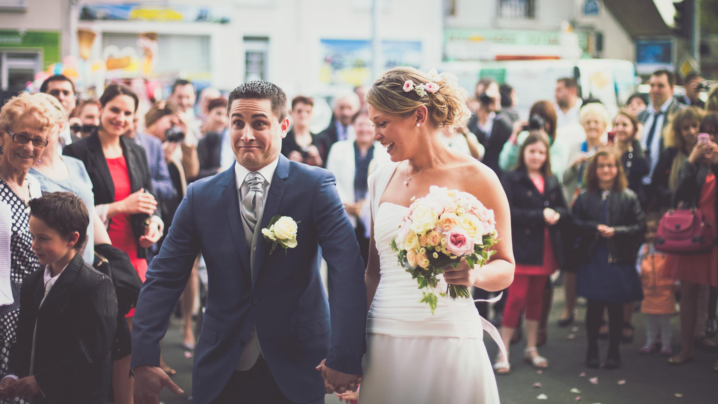 Parfum, préparatifs, mariage
