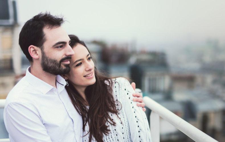 -Engagement Nina et Donovan-