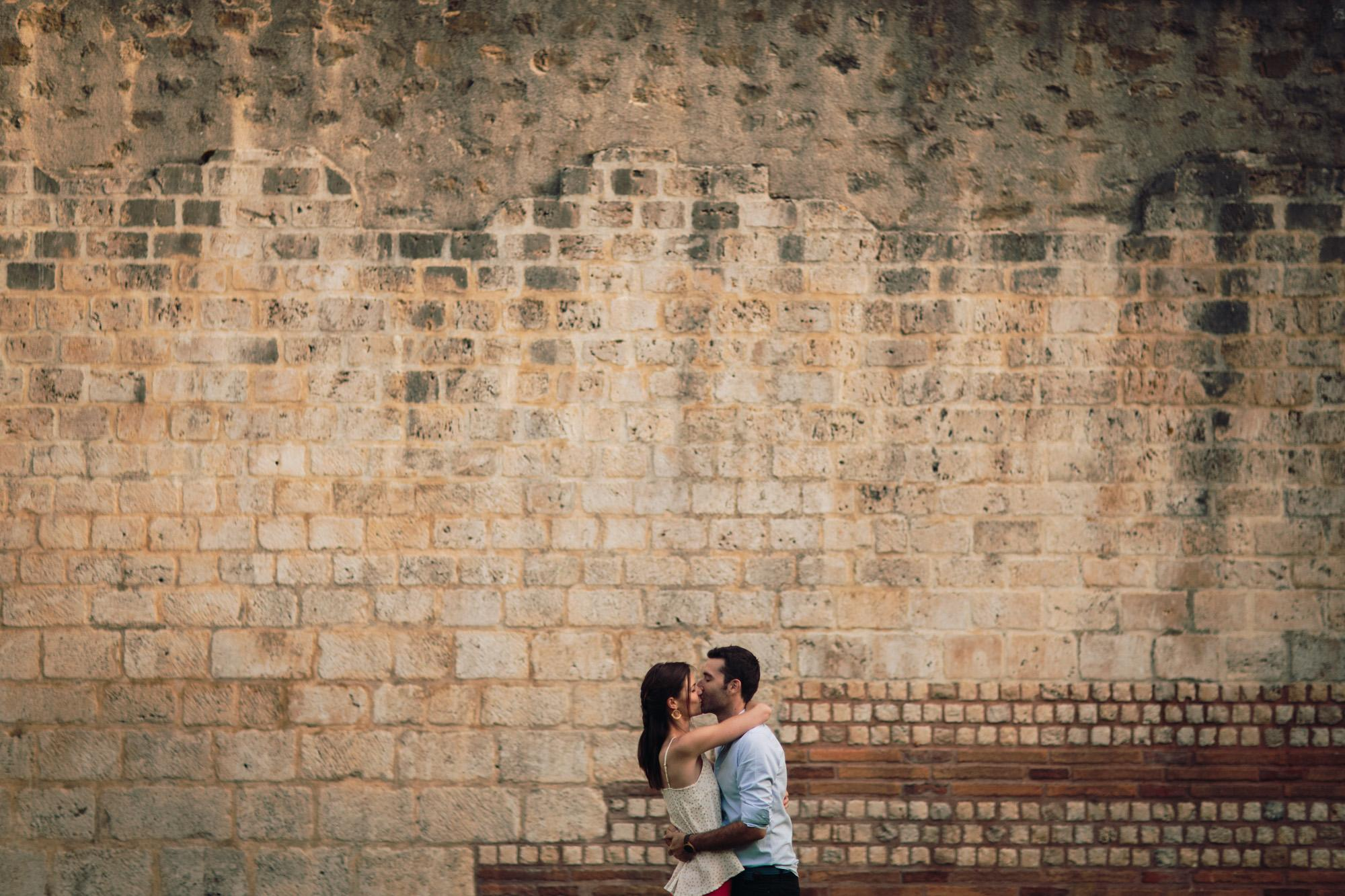 Engagement session, Orléans, Loire Valley, Cathedrale