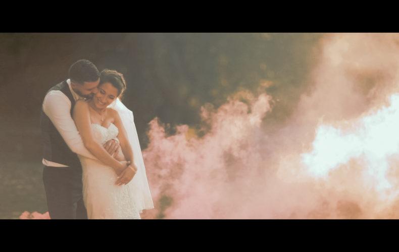 Laura et Hadrien, merveilleux mariage en vidéo, dans la vallée de la Loire.