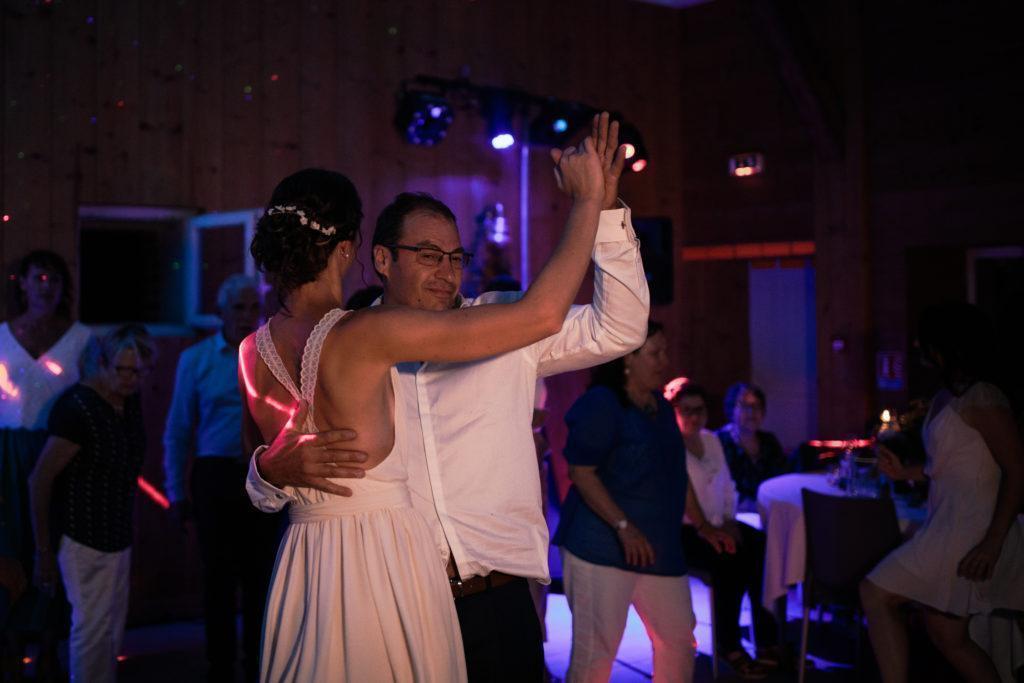 première danse.