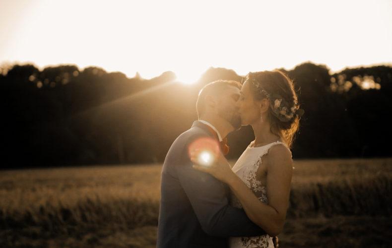 Un mariage au Domaine de St Germer, reportage vidéo !