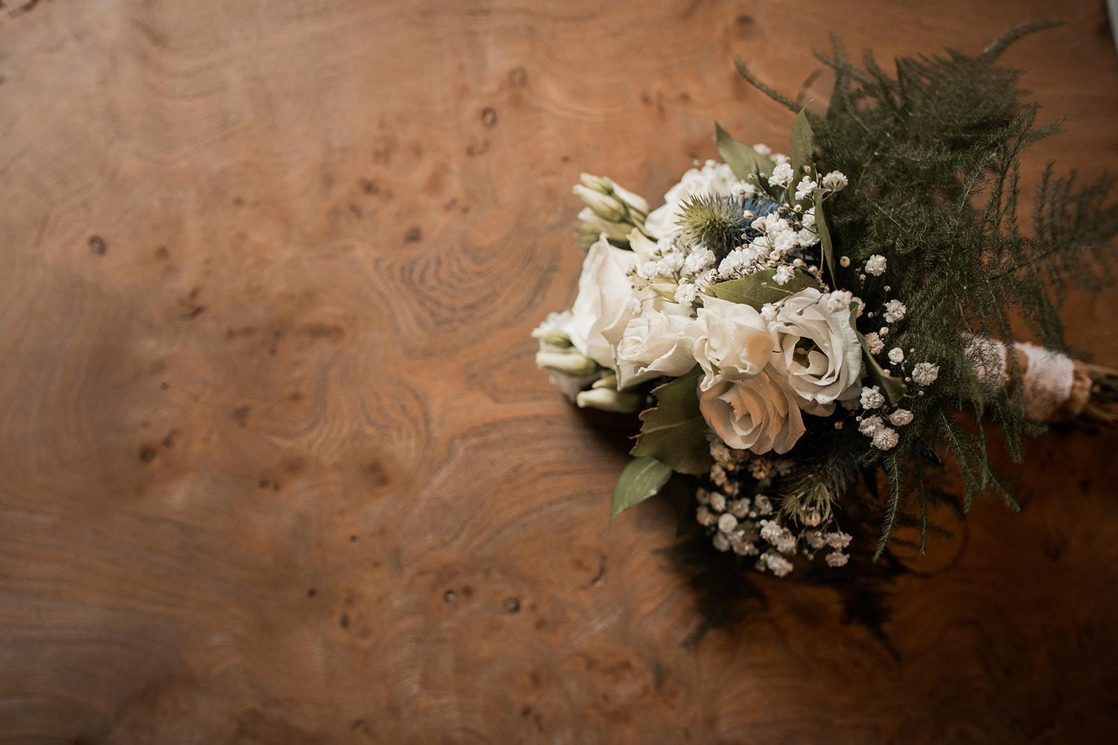 Bouquet par Florabys