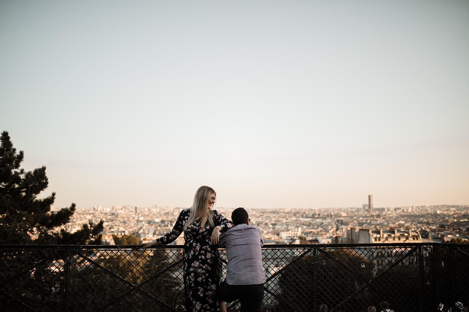 Paris Monmatres, you and me.